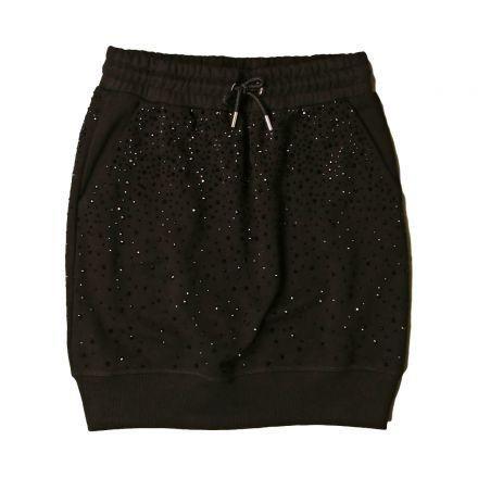 חצאית DIESEL לילדות שחור