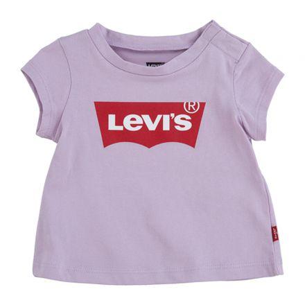 חולצת LEVIS לתינוקות ורוד