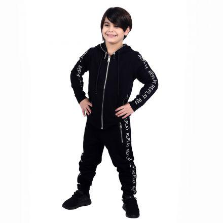 חליפת REPLAY לילדים רוכסנים