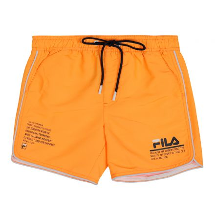 מכנסיים קצרים FILA לילדים לוגו מותג