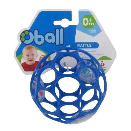 כדור רעשן חרוזים Oball (לשימוש מגיל 0+ חודשים)