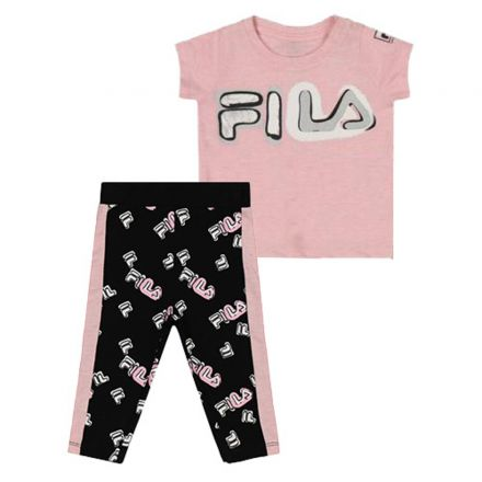חליפת FILA לתינוקות סמלים