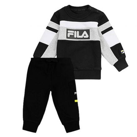 חליפת FILA לתינוקות לוגו