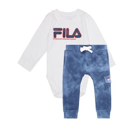 חליפה ארוכה FILA לתינוקות לוגו טאי דאי