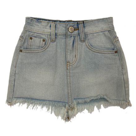 חצאית ג'ינס ORO אורו בהיר