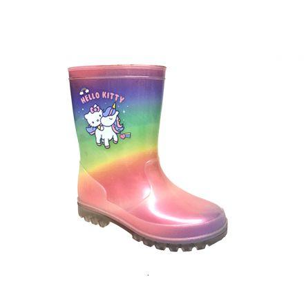 מגף גשם HUSH PUPPIES HELLO KITTY לילדות
