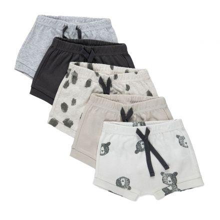 מארז חמישיית מכנסיים קצריםMINENE לתינוקות