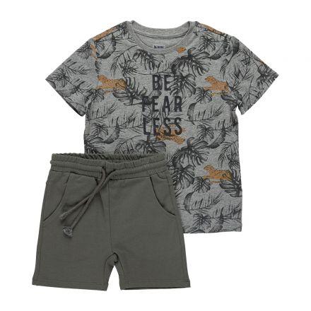סט חולצה ומכנסייםMINENE לילדות