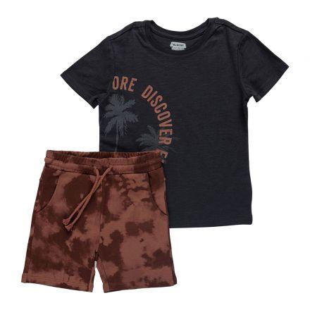 סט חולצה ומכנסייםMINENE לילדים