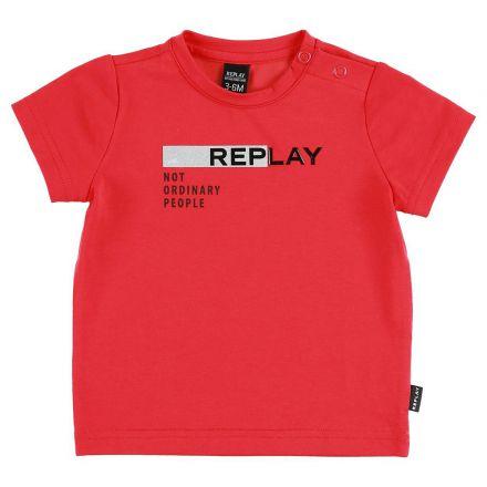 חולצת REPLAY לתינוקות