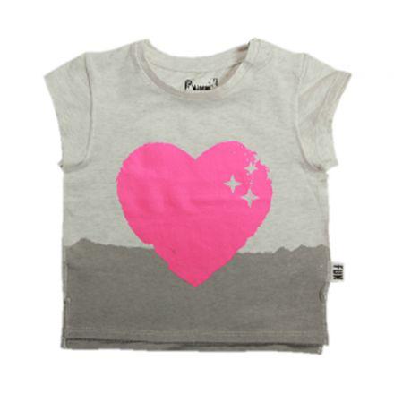 חולצה Minene לילדות לב
