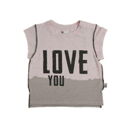 חולצה Minene לילדות LOVE