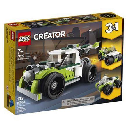 לגו משאית יריות 31103 (גילאי +7) LEGO