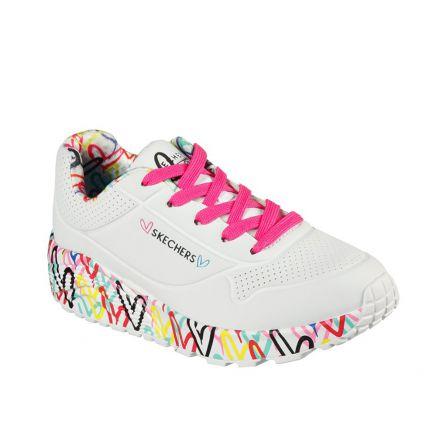 נעלי SKECHERS CASUAL לילדות