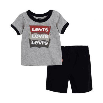 סט חולצה ומכנס LEVIS לתינוקות