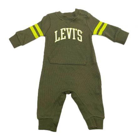 אוברול LEVIS לתינוקות לוגו