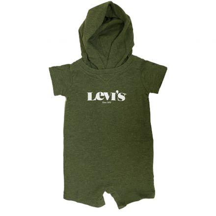 אוברול LEVIS לתינוקות ירוק