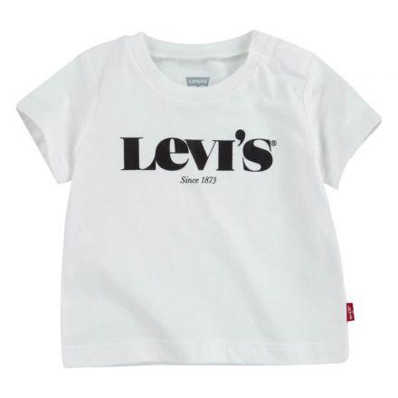 חולצת LEVIS לוגו באמצע לילדים