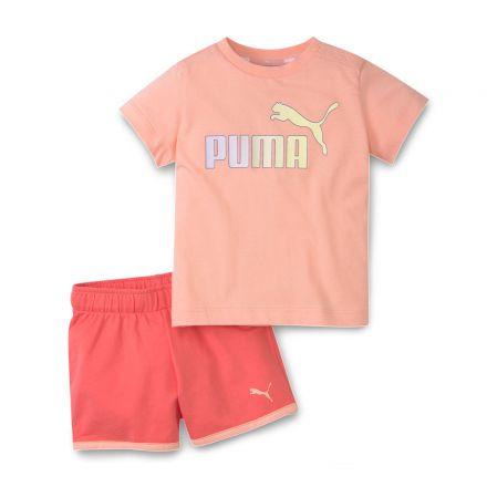 חליפת PUMA לתינוקות אפרסק Minicats Set