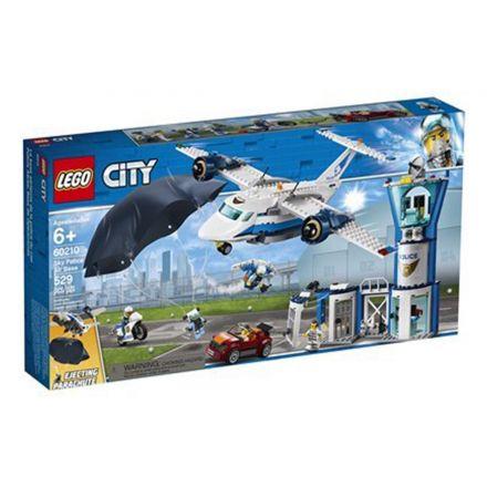 לגו בסיס אוויר ענק 60210 (גילאי +6) LEGO