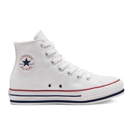 נעלי CONVERSE גבוהות בד לילדים
