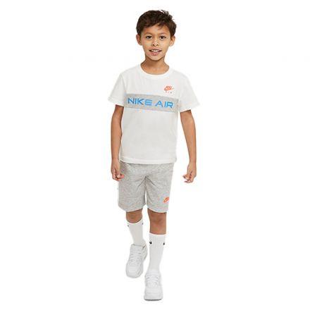 חליפת NIKE לילדים לוגו באמצע