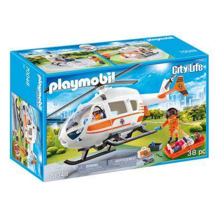 פליימוביל -מסוק חילוץ והצלה (גילאים 4+)