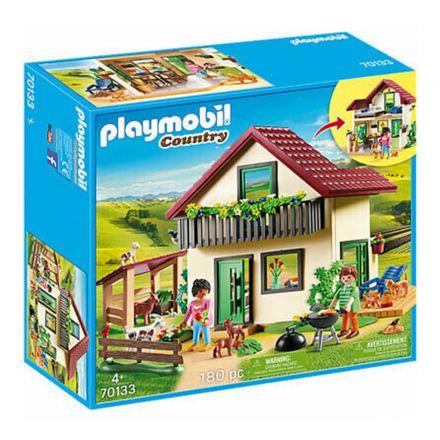 פליימוביל-בית חווה מודרני (גילאי 4+)