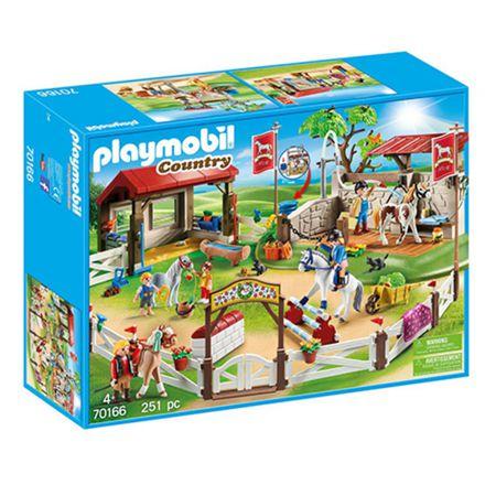 חוות סוסי פוני (גילאים +4) Playmobil 70166