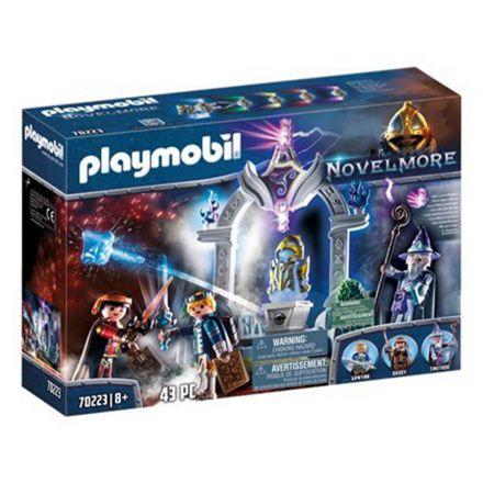 נובלמור: מקדש הזמן (גילאים +8) Playmobil 70223