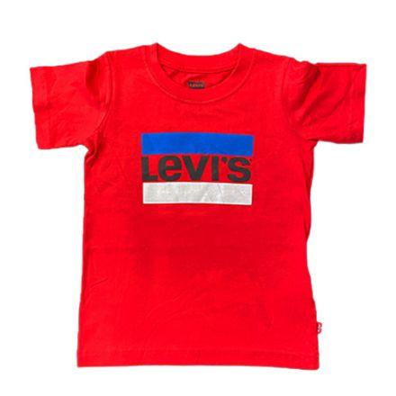 חולצת LEVIS יוניסקס לוגו גדול