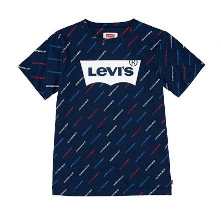 חולצת LEVIS לוגו מלא לילדים