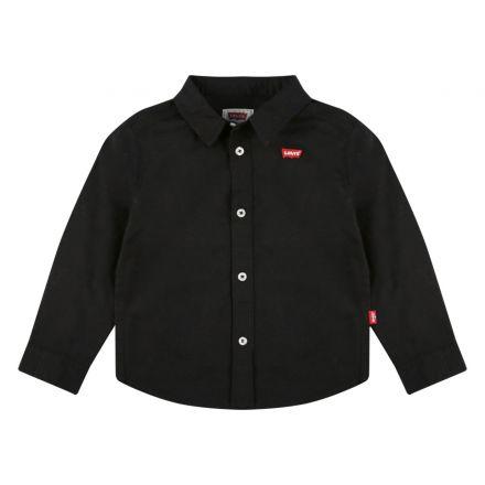 חולצת LEVI'S מכופתרת לילדים לוגו