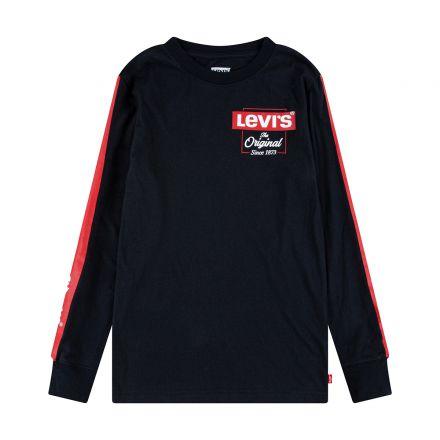 חולצת LEVIS לילדים לוגו בצד