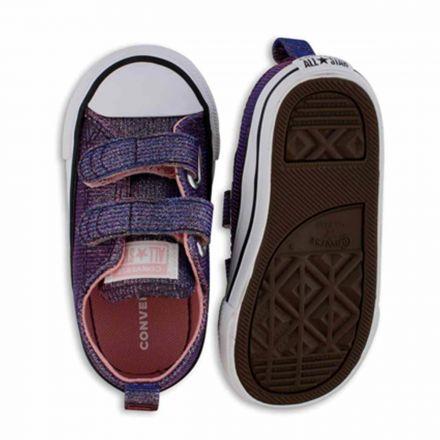 נעלי CONVERSE לתינוקות סגול אולטרה