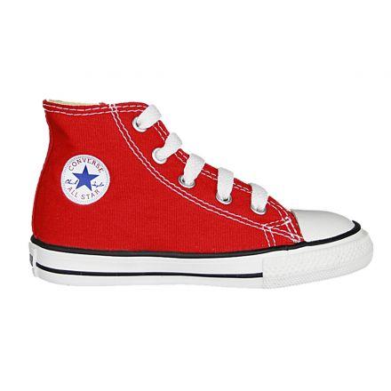 נעלי CONVERSE לילדים אדום