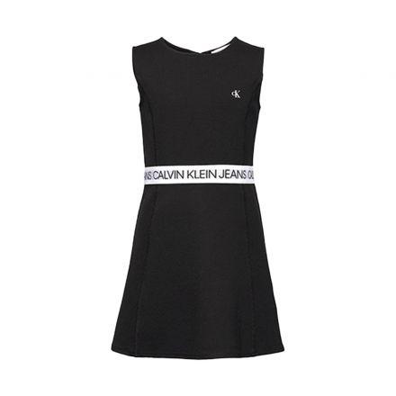 שמלת מידי Calvin Klein דגם PUNTO MILANO / ילדות