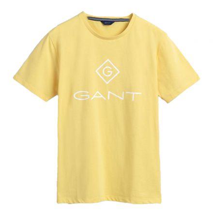 חולצת טי שרט GANT LOCK-UP לילדים