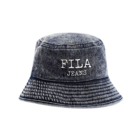 כובע אוסטרלי FILA לילדים לוגו JEANS