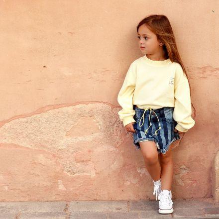 חולצת בטן ORO לילדות
