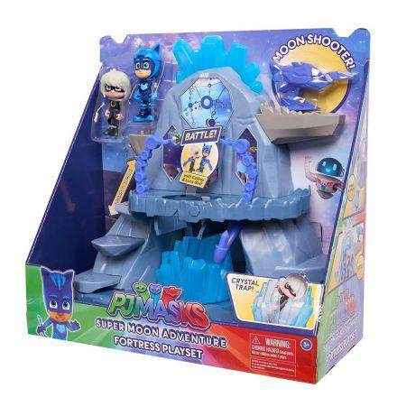 כוח פיג'יי הרפתקאות על הירח מבצר (גילאים 3+)