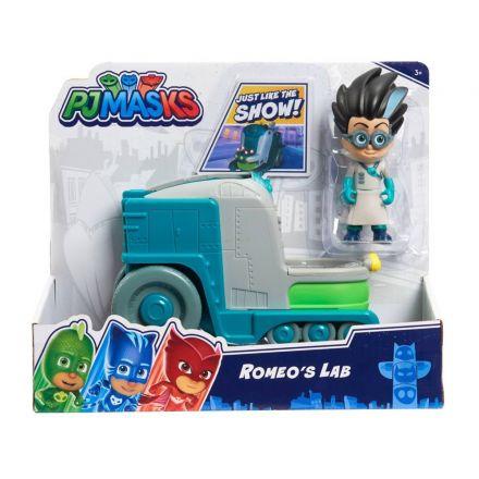 כוח פיג'יי רכב מעבדה ורומאו (+3)