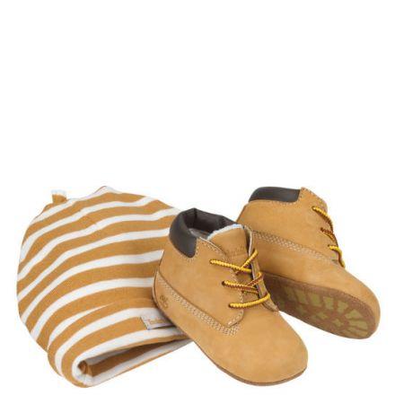 נעלי TIMBERLAND לתינוקות סט נעליים וכובע