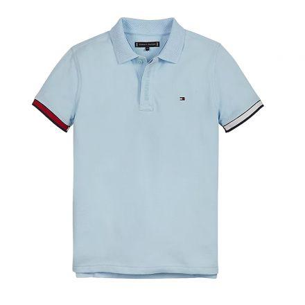 חולצת פולו Tommy Hilfiger עיצוב חפתים / תינוקות