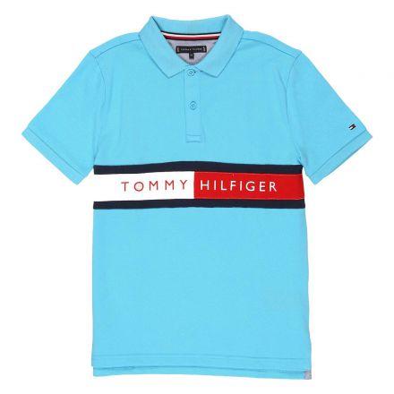 חולצת פולו Tommy Hilfiger דגל הילפיגר  תינוקות