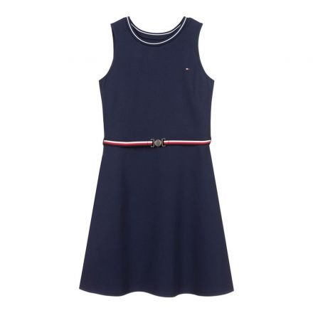 שמלת מידי Tommy Hilfiger פונטו מילאנו / תינוקות