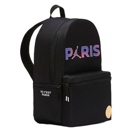 תיק גב JORDAN שחור אולטרה Mochila PARIS Saint-Germain