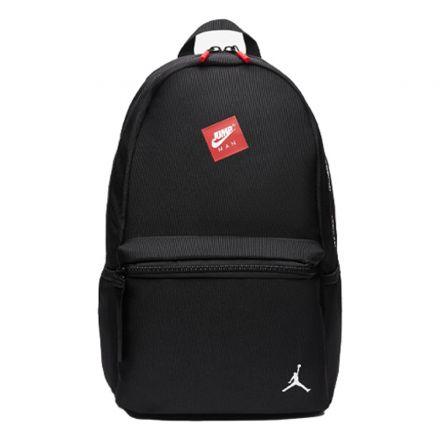 תיק גב JORDAN שחור Jordan Backpack Large