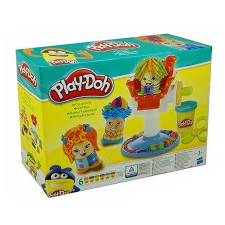 פליידו תספורות מטורפות (גילאים +3) Small World Toys