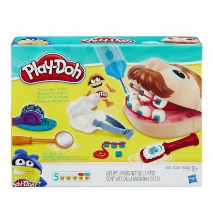 פליידו מרפאת השיניים שלי (גילאים +3) Small World Toys